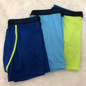 (Never worn)Fruit of the loom boxer briefs